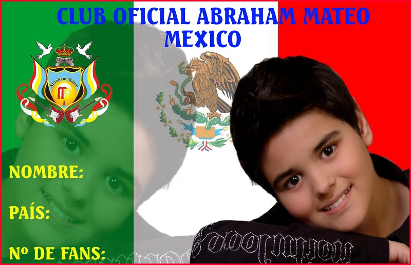 Abraham Mateo Galeria/Club de fans/club_oficial_abraham_mateo_mexico